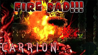 Fire BAD!! – CARRION – Part 2