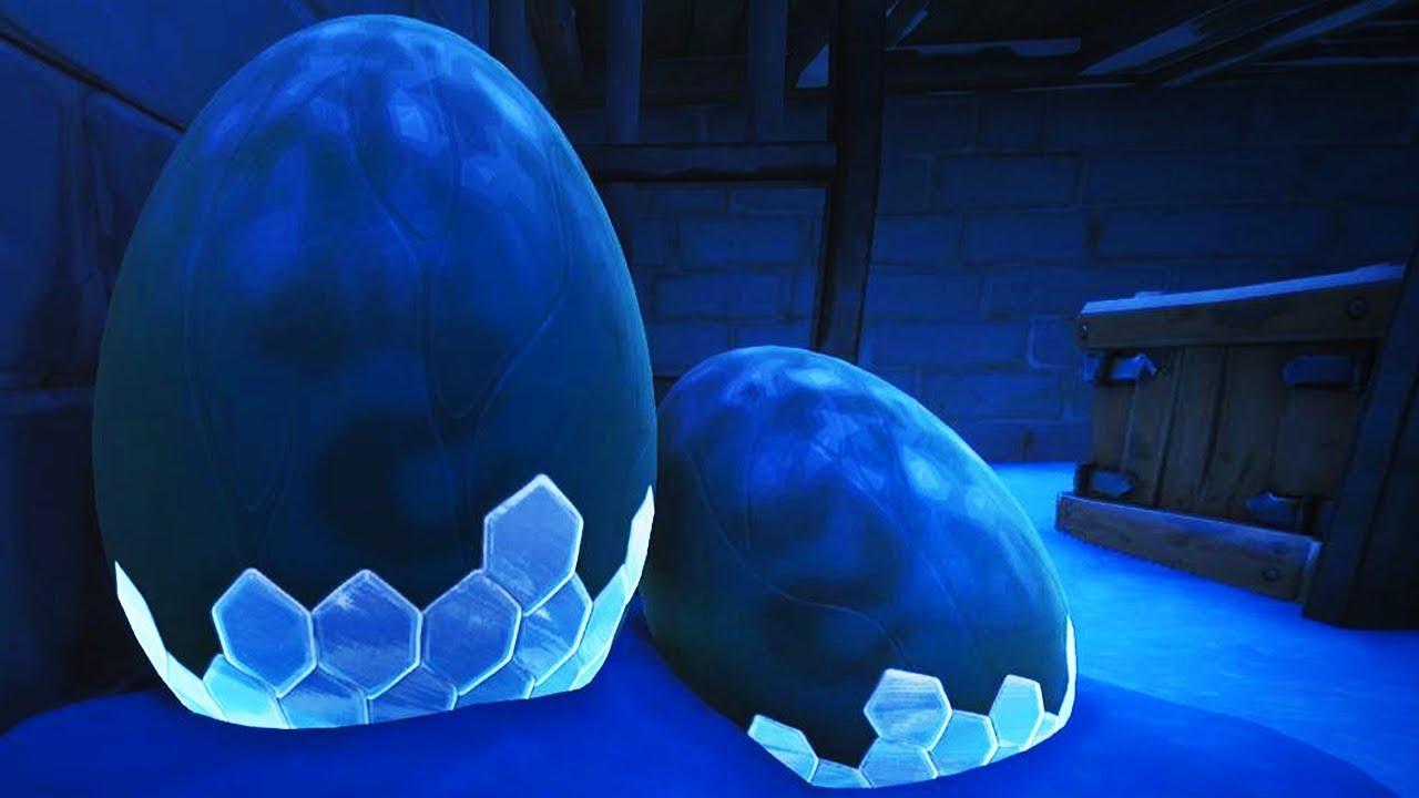 THEY'RE HATCHING!! *NEW* DRAGON EGGS Found UNDER POLAR ...