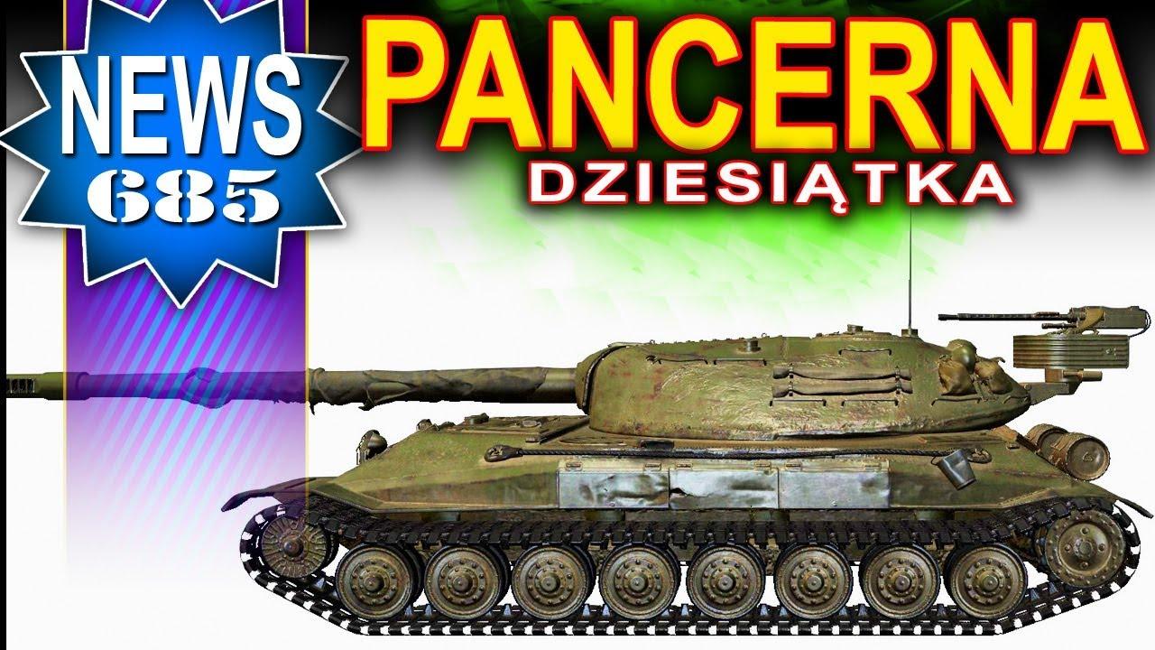 Nowa pancerna dycha i nowa mapa HD – NEWS – World of Tanks