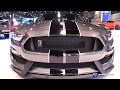 2017 Ford Mustang Shelby GT350 - Exterior and Interior Walkaround - 2017 Chicago Auto Show