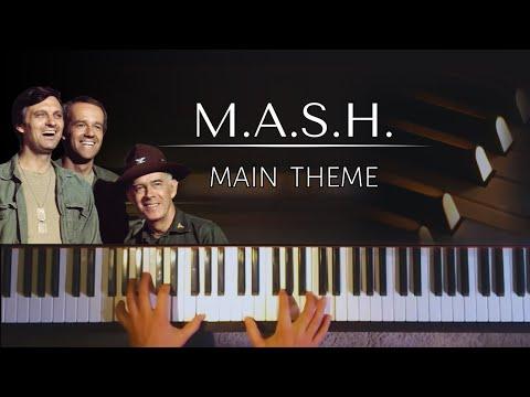 MASH Theme for Piano + PIANO SHEETS