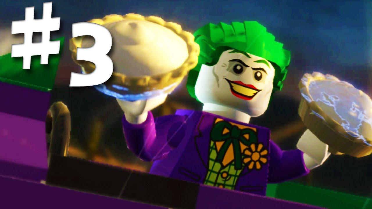 LEGO Batman 2 : DC Super Heroes sur PS3, PS Vita, 3DS @JVL