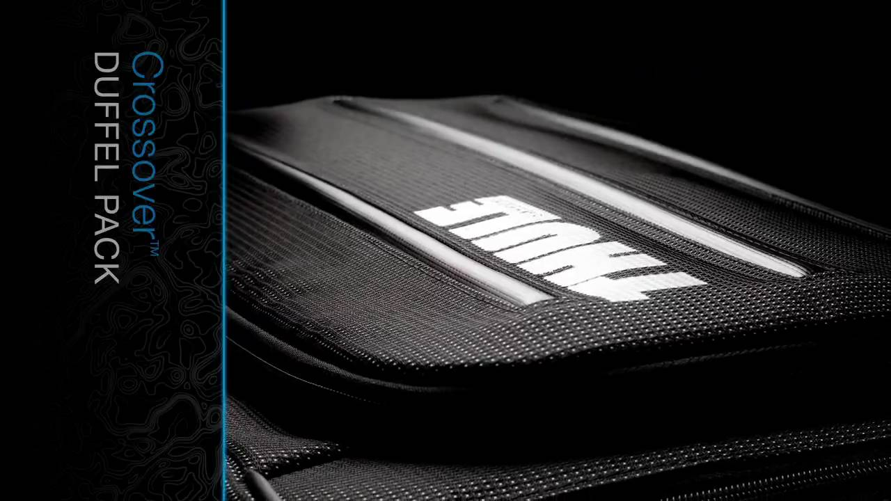 72bcff5afaa7 Thule Crossover 40 Liter Duffel Pack - YouTube