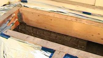 Zelf houten vloer isoleren youtube for Houten vloer isoleren