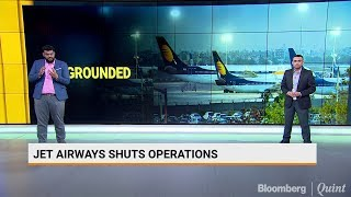 Why Jet Airways Has Shut Operations