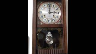 Centurion Wall Clock 31 Day Chime.