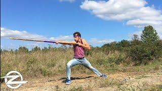 TMNT | Donatello in REAL LIFE | Martial Arts Bo Staff