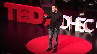 La Malediction De La Connaissance Serge Macé TEDxEDHECBusinessSchool