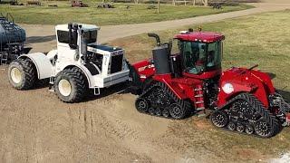 BIG BUD Tractors Stellar Drone Footage Welker Rewind 2019