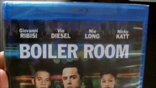 Boiler Room (2000) | Blu-ray | Box Art & Specs