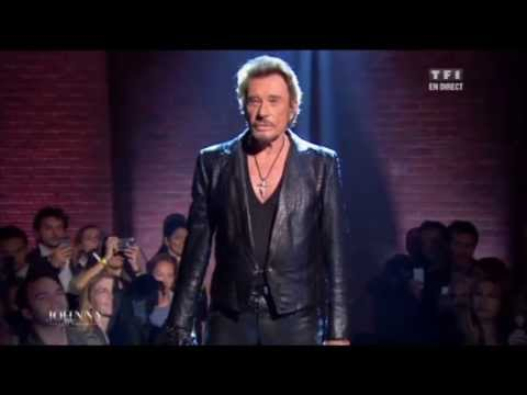 Johnny hallyday Bercy 2013 INTRO+ que je t'aime