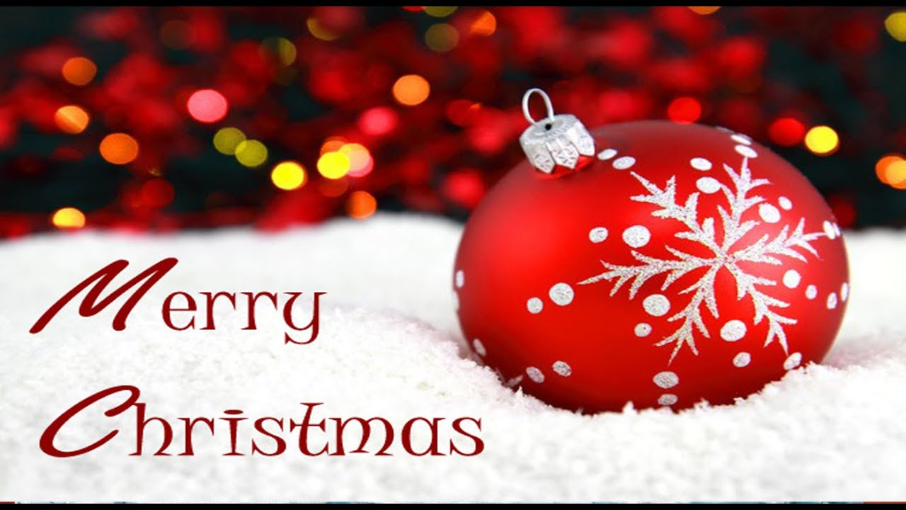Merry Christmas Happy New Year 2016 Greetings Best Wishes Youtube