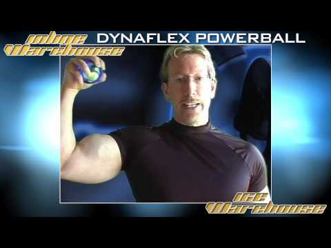 Dynaflex Powerball Exercise Tips