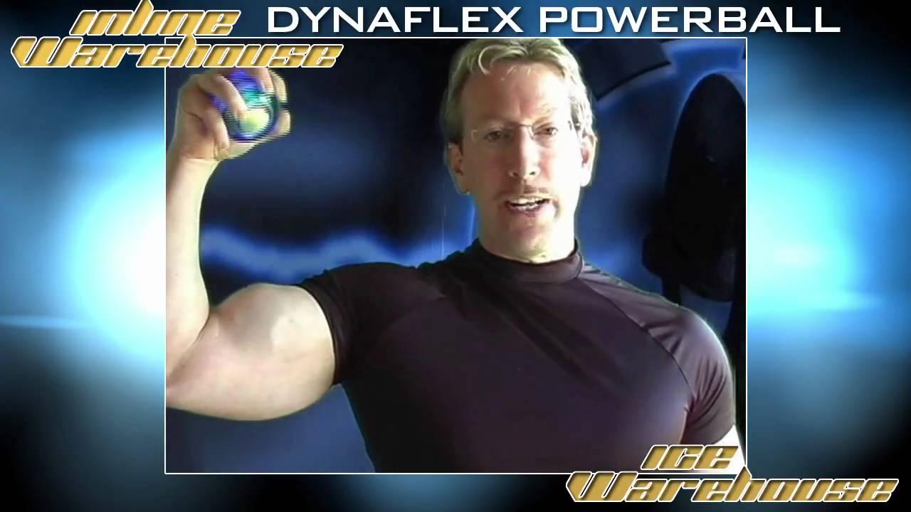 Dynaflex Powerball Exercise Tips Youtube