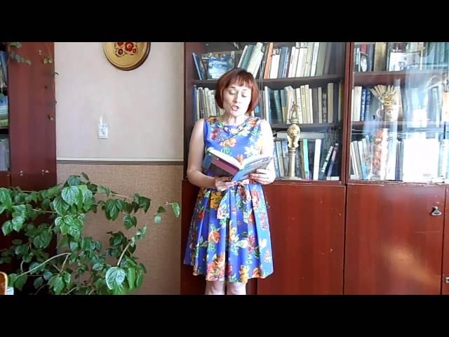 Изображение предпросмотра прочтения – ТатьянаНикулина читает произведение «Антоновские яблоки» И.А.Бунина