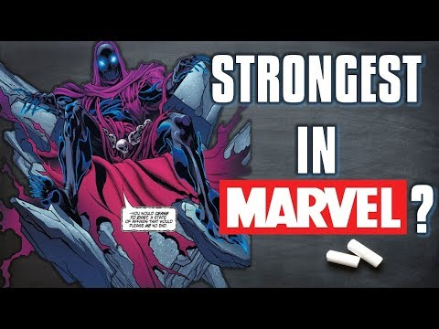 Is HE The Strongest Character In Marvel?!