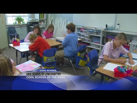 Cool School: University School of the Lowcountry