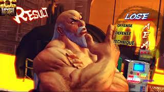 Ultra Street Fighter IV BIG DADDY'S ARCADE