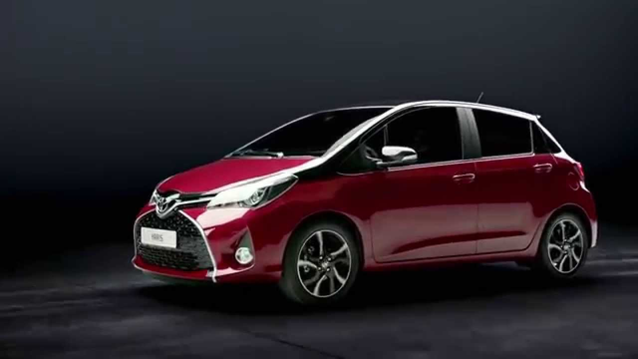 2016 toyota yaris hybrid youtube. Black Bedroom Furniture Sets. Home Design Ideas