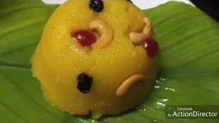 Special Pineapple Rawa Kesari!!!