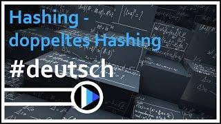 09_Algorithmen&Datenstrukturen || Hashing doppeltes Hashing