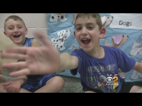 New Tradition At Long Island School Aims To Inspire District's Youngest Students