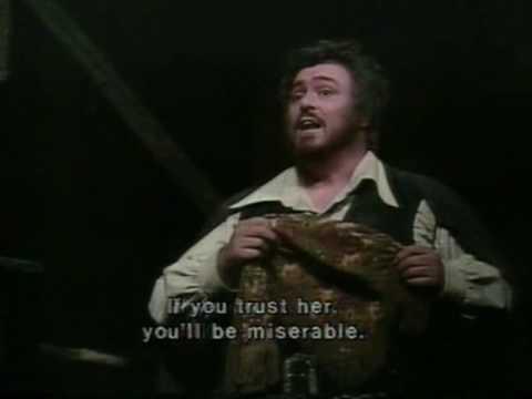 Pavarotti -Rigoletto- 1981 (subs in inglish)