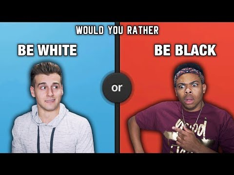 Playing Would You Rather With My Friend (Awkward)