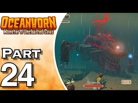 Let's Play Oceanhorn (Gameplay + Walkthrough) Part 24 - Grand Finale