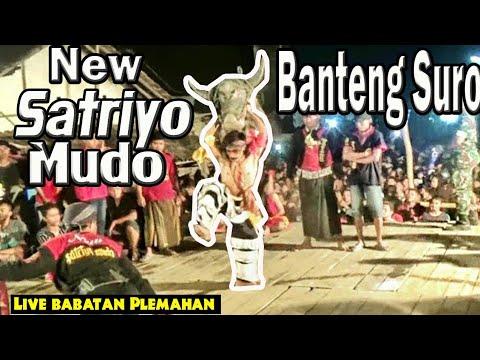 PANGGUNG JEBOL !!!--Banteng Suro Ngamuk !!! SERU !!!--New Satriyo Mudo Live Babatan Plemahan