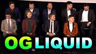 oG LIQUID (NIGMA) QnA - The International TI9 - True Sight 2019 DOTA 2