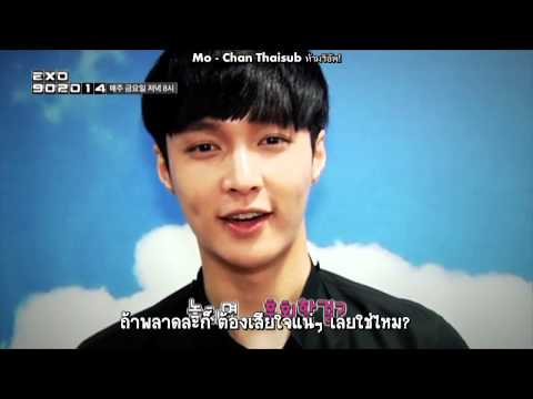 [ ThaiSub ] MNET KPOP TIMESLIP EXO902014 | Lay Promote Video