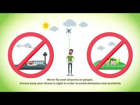 Drone Regulations In Europe   DroneRules.eu