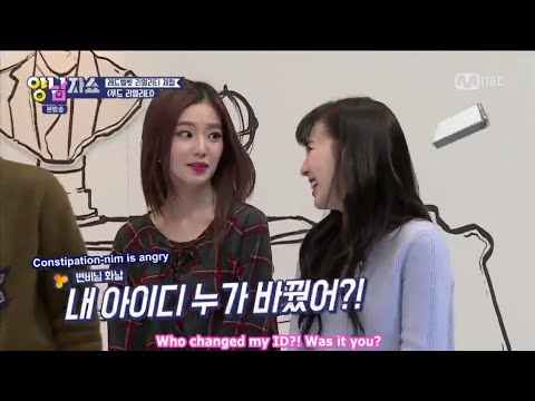 Red Velvet Wendy Mistaken Irene As Seulgi And Hyoyeon | Wendy Why You Don't Know Your GF XD