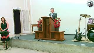 Culto Vespertino - 1 Cor 1 v26-31 - 13/09/2020  - Rev. Anatote Lopes da Silva
