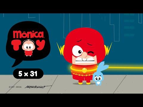 Mônica Toy  Se Liga no Coelho tá ligado? T05E31