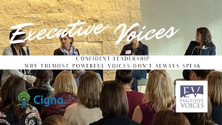 Executive Voices: Leading With Confidence
