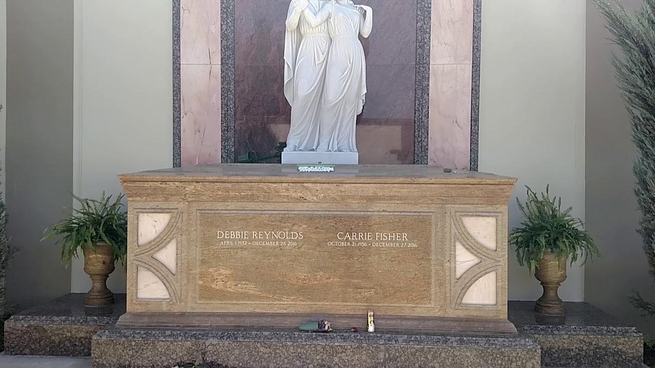 Elizabeth Taylor Gravesite
