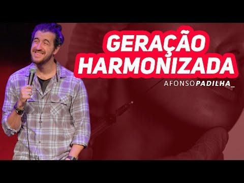 AFONSO PADILHA - GERAÇÃO HARMONIZADA