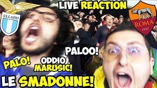 Abbiamo perso 10 anni di vitaaa!! lazio-roma 0-0 [live reaction derby]