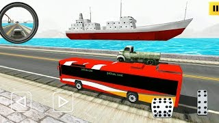 Truck Vs Bus Racing - Heavy Vehicles Driving - Android Gameplay FHD