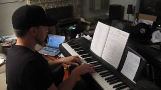 Andre 3000/Outkast Behold A Lady Piano Cover