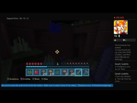 Minecraft Andventures in one real world: episode 1: Triple trouble