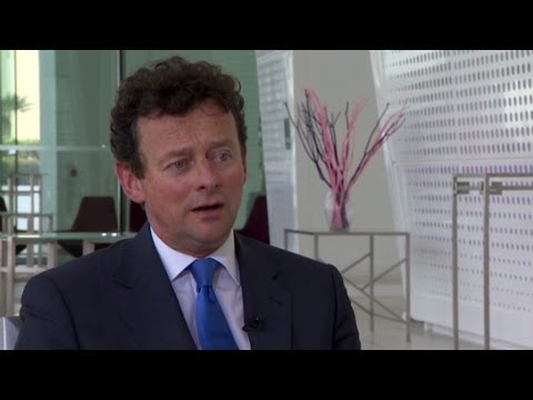 Ex-BP CEO Tony Hayward on high oil prices