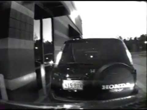 2001 Dashcam Video Dallas - Buffalo - Conroe - Willis - New Waverly