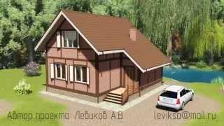видео дом 7 на 9 проект
