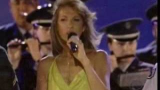 Watch Celine Dion God Bless America video