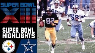 Steelers vs. Cowboys Super Bowl XIII Recap   NFL