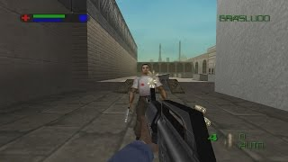 007 - The World Is Not Enough N64 - Turncoat - 00 Agent