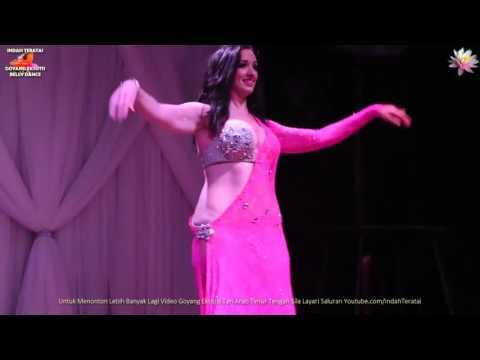 Gadis Seksi USA Goyang Eksotis ❀ Shahrzad Raqs Arabic Belly Dance #18 ❀ شهرزاد رقص ساخن جدا مثير